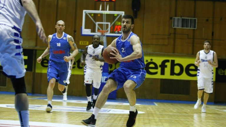 Резултат с изображение за левски лукойл балканска лига