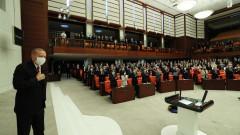 Ердоган: Турция се бори за заслуженото си място в глобалния ред