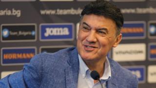 Официално: Борислав Михайлов отново е президент на БФС