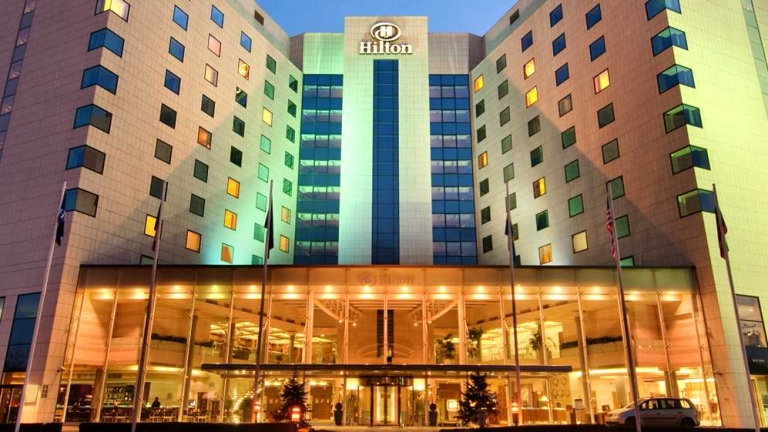 Печалбата на Hilton скочи с една четвърт в началото на годината