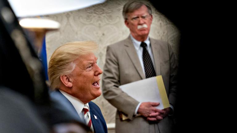 Президентът на САЩ Доналд Тръмп призна, че неговата агресивна търговска