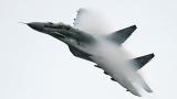 МиГ-29 и Ф-16 охраняват съвместно въздушното ни пространство