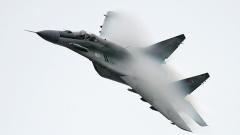Откриха отломки от разбилия се МиГ-29 в Каспийско море