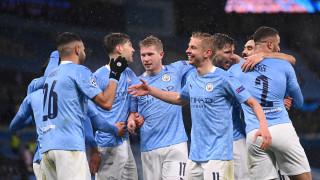 Манчестър Сити записа победа в първата си лятна контрола
