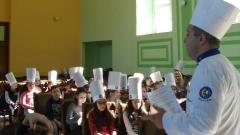 1500 деца и популярни шеф-готвачи се включиха в дискусии за  балансираното готвене