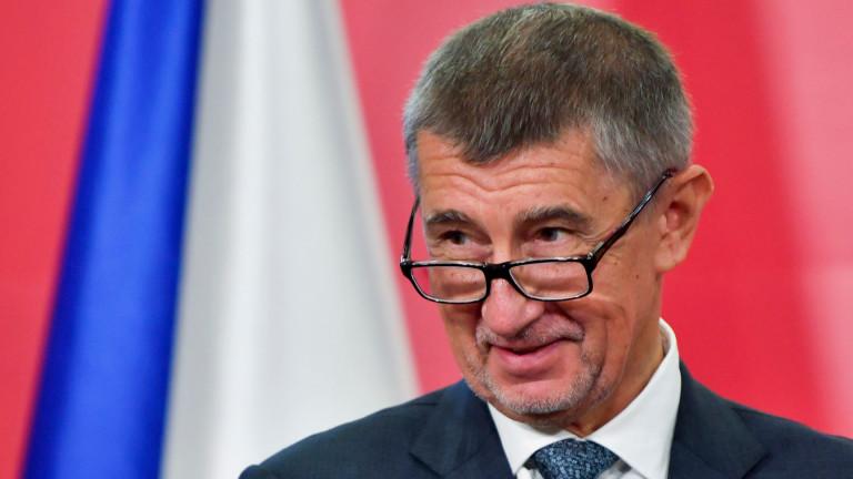 Опозицията в Чехия иска вот на недоверие на премиера Бабиш