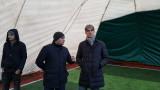 Спряганият за шеф в Левски Кристиано Джарета изгледа загубата на ЦСКА във Варна