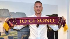 Робин Олсен се завръща в Рома