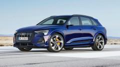 Новият Audi E-Tron S и неговите три електродвигателя