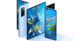 Huawei показа третия си сгъваем телефон
