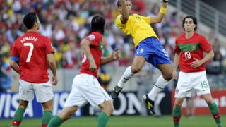 Бразилия и Португалия на 1/8 финал