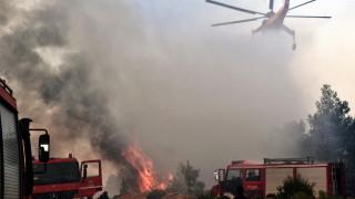 Нови пожари в Гърция