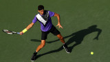 Григор Димитров ще играе във вечерната сесия на US Open