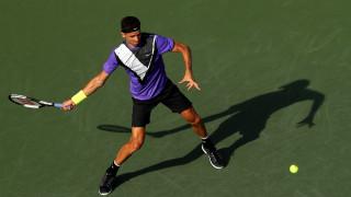 Григор Димитров може да срещне Роджър Федерер на четвъртфинал във вторник