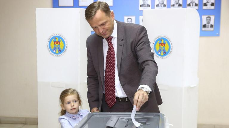 Проевропеецът Андрей Нъстасе е новият кмет на Кишинев