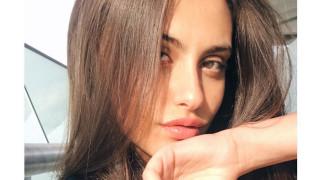 Българка на корицата на Vogue Украйна