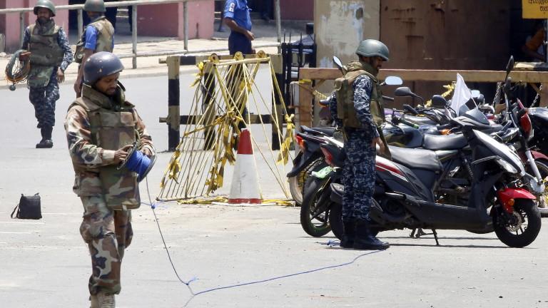 253 са жертвите на атентатите в Шри Ланка, според последните