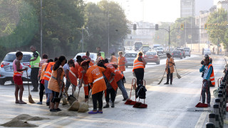 БСП иска общинска фирма да чисти София