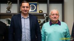 Асен Караславов е силно притеснен за бъдещето на Ботев (Пловдив)