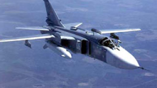Русия прекратява полетите със Су-24