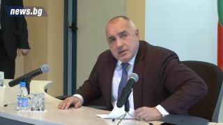 Борисов парира с въпроси вероломното нападение към правителството
