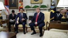 Абе: Япония ще открие нови автозаводи в САЩ
