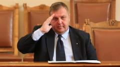 Каракачанов уверява, че няма лобизъм при изтребителите