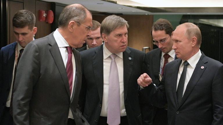 Снимка: Кремъл: Глупаво е да се твърди, че Тръмп е руски агент
