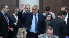 """Борисов """"вдигна ръце"""" от коалиционните си партньори"""