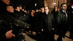 650 автомобила са запалени във Франция на Нова година