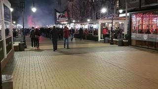 Луковмарш - в София. Къде е полицията?
