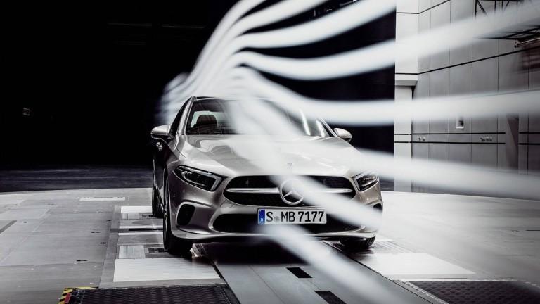 Най-аеродинамичната кола в света