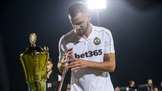 Италиански клуб иска нападател на Славия