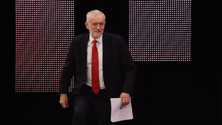 Лидерът на Лейбъристката партия Джереми Корбин заяви, че отказът на