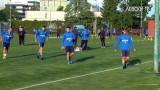 Петима юноши започнаха тренировки с Левски