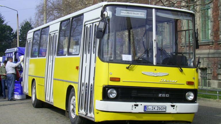 """Китайска компания ще прави електробуси """"Икарус"""" в Сърбия"""