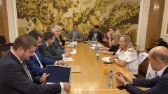 БСП и ИТН се похвалиха с добри чувства след експертната им среща