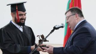Нека силата бъде с вас, пожела Цацаров на младите юристи от ПУ