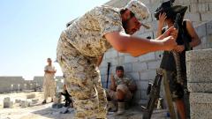 """Либийските сили притиснаха бойците на """"Ислямска държава"""" в Сирт"""