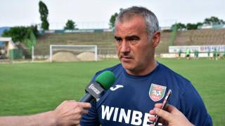 Здравословни проблеми налегнаха треньора на Ботев (Враца)
