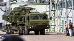 Русия изпитва електромагнитни оръжия на полигон