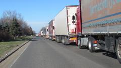 """Въведоха ограничение от 20 км/ч при """"Дунав мост"""""""