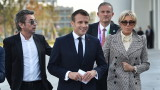 """Макрон обяви за """"решаващо"""" сътрудничеството между Европа и Китай за климата"""