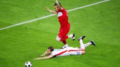 Сервет аут за двубоя с хърватите