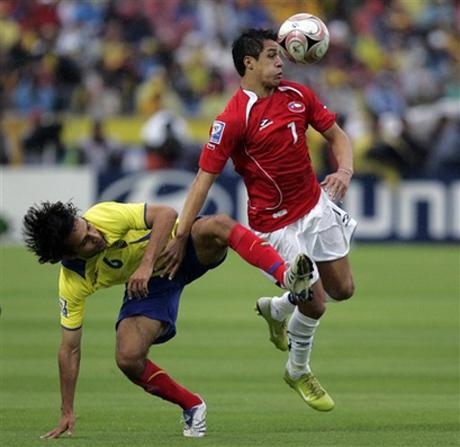 Чили под угроза да не участва на световното първенство