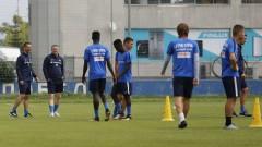 Левски започна подготовка за Етър, играчите наблегнаха на завършващия удар