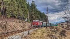 Отмениха три влака по линията на теснолинейката