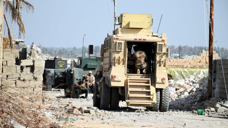 Ирак поиска изтегляне от страната на турските военни