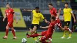 Борусия (Дортмунд) загуби халф до края на сезона