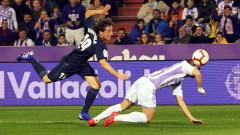 Зидан действа с твърда ръка спрямо защитник на Реал